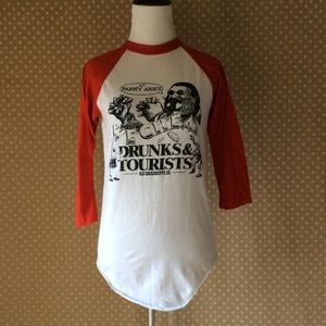 Vintage t-shirt authentic size small